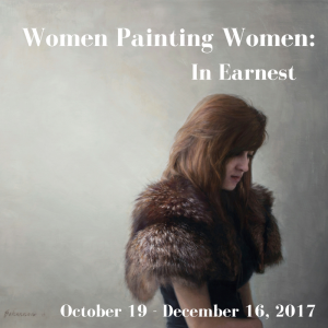 Women Painting Women: In Earnest will be on display at the J. Wayne Stark Galleries through December 16, 2017.
