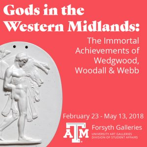 Gods in the Western Midlands: The Immortal Achievements of Wedgwood, Woodall & Webb CLOSES