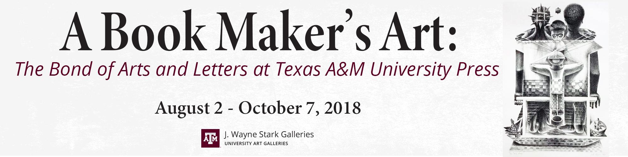 Book Maker's Art Exhibition