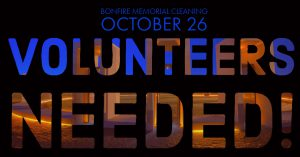 Bonfire Memorial Cleaning @ Bonfire Memorial | College Station | Texas | United States