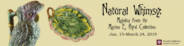 Natural Whimsy: Selections from the Marion E. Byrd Collection